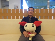 献血ご卒業! 岩田 徳昭 さん